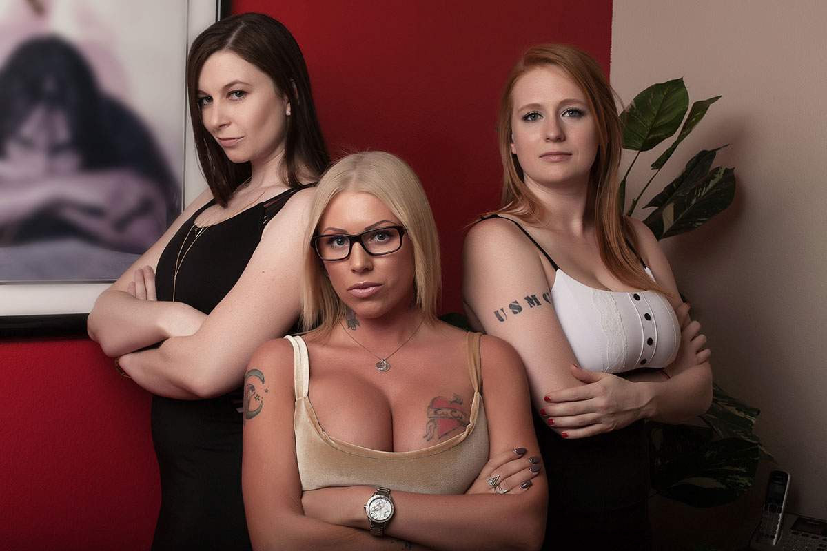 Meet the Millennial Prostitutes