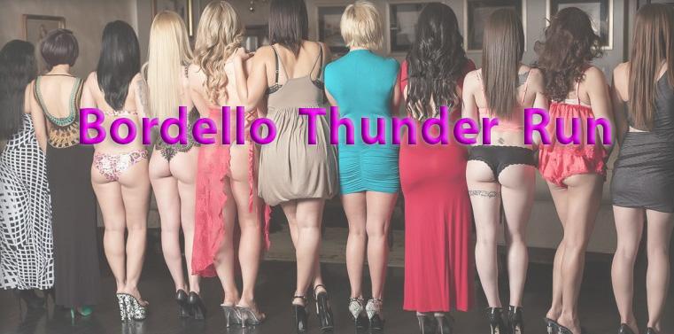 2017 Bordello Thunder Run