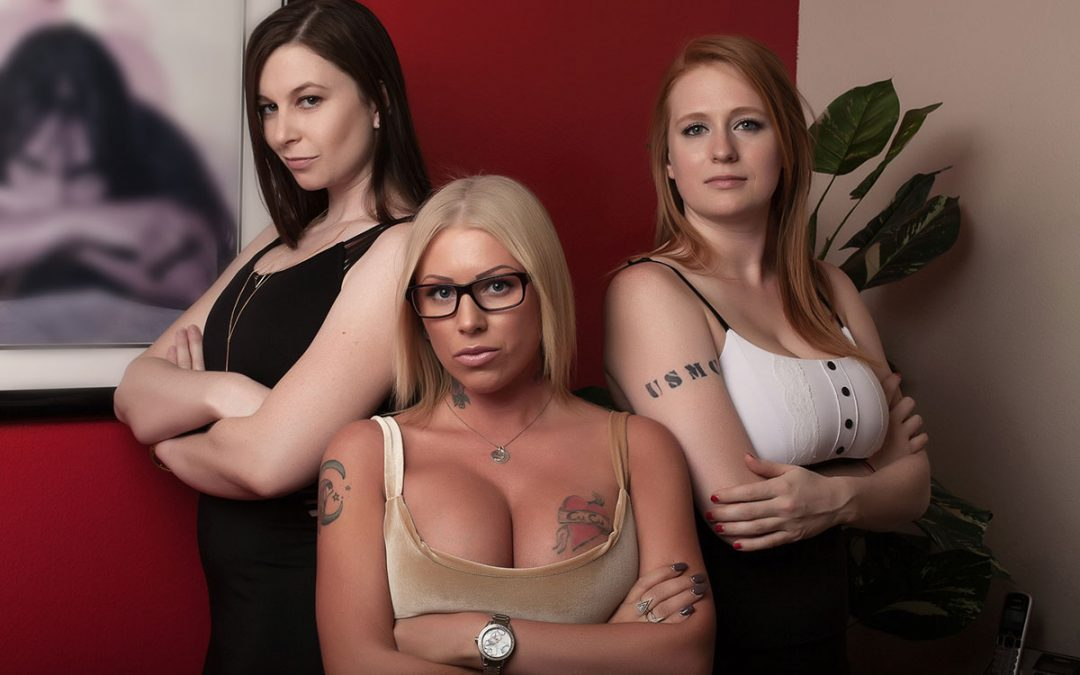 Meet the Millennial Prostitutes